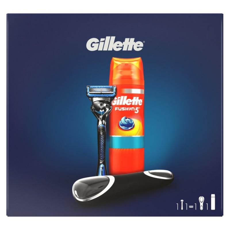 Gillette Fusion 5 Proshield Chill Razor & Shaving Gel