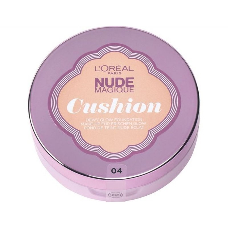 L'Oreal Nude Magique Cushion Foundation 4 Rose Vanilla