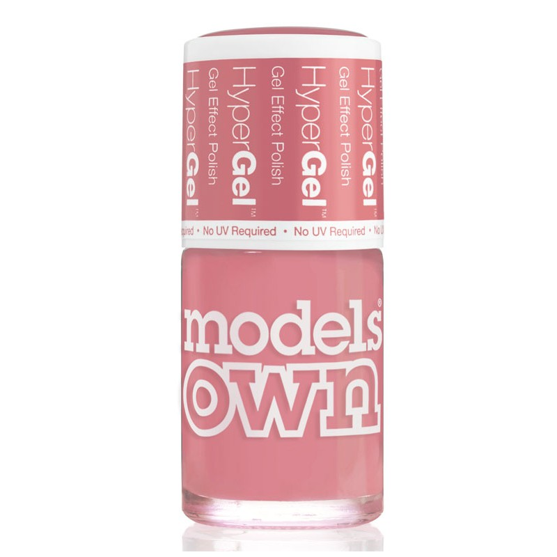 Models Own Hyper Gel Nail Polish Cashmere Rose