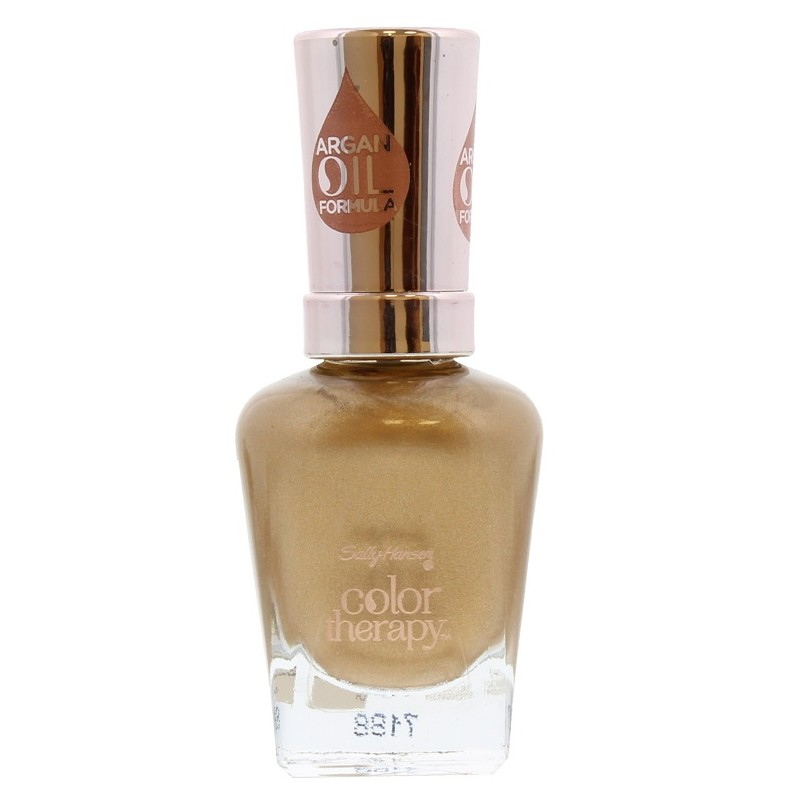 Sally Hansen Color Therapy 501 Glow That Fun