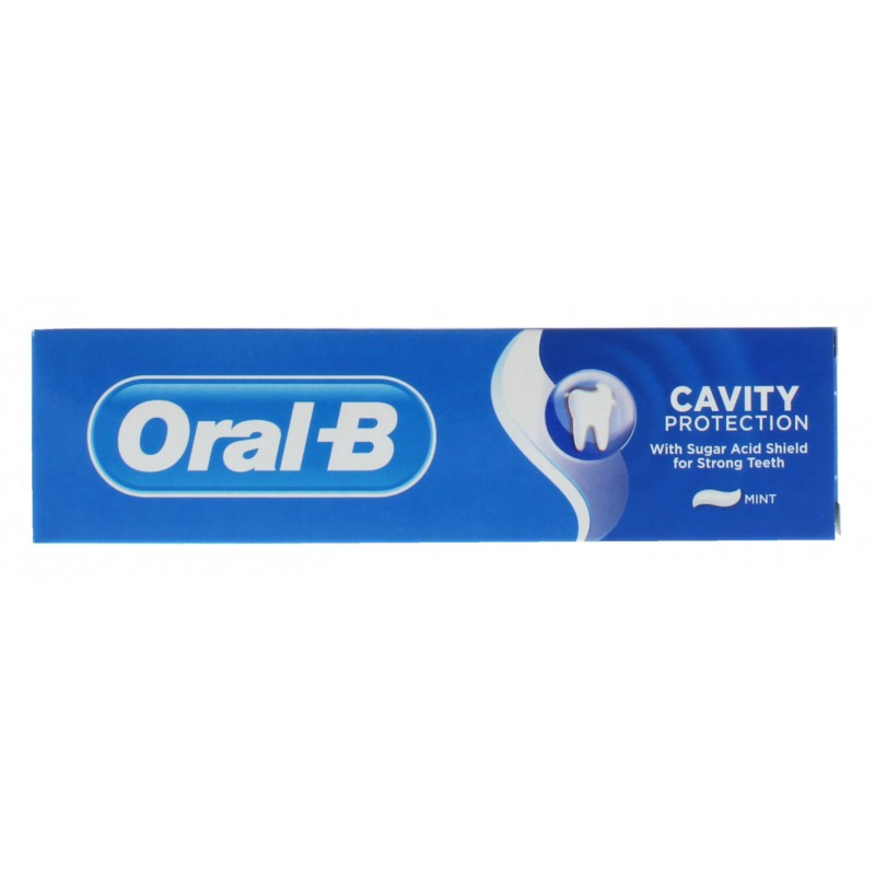 Oral-B Cavity Protection Mint
