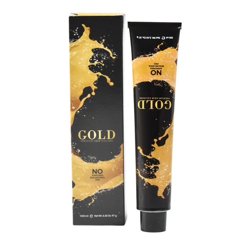 Gold Premium Hair Colour 4.22 Medium Intense Violet Brown