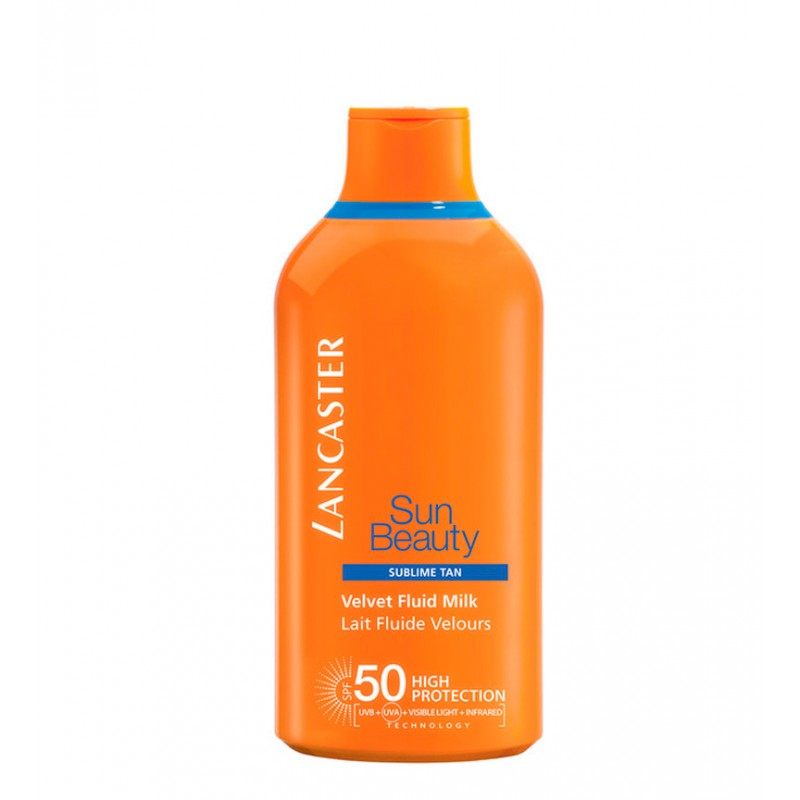 Lancaster Sun Beauty Sublime Tan Velvet Fluid Milk SPF50
