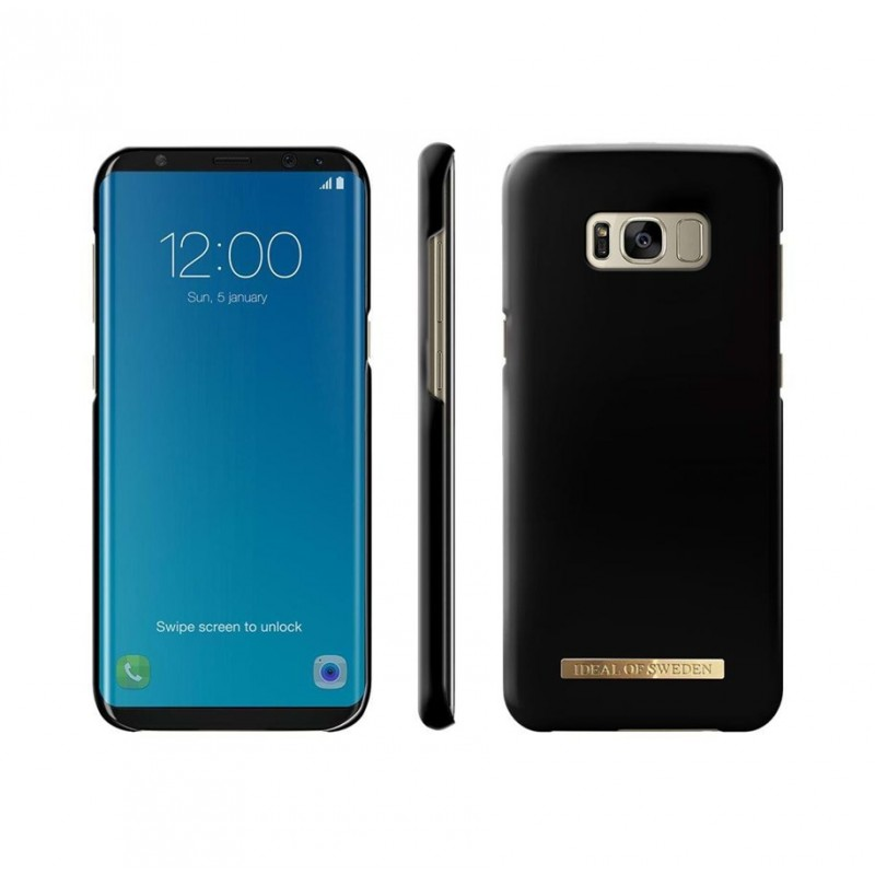 iDeal Of Sweden Fashion Case Galaxy S8 PLUS Matte Black