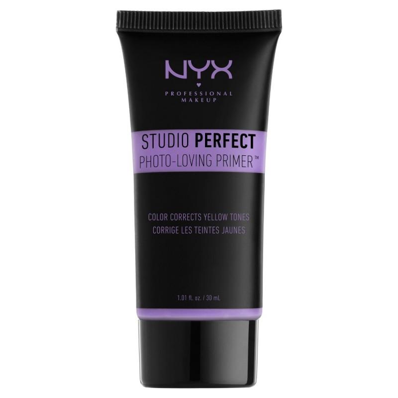 NYX Studio Perfect Primer Lavender