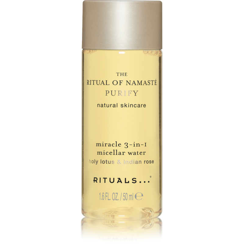 Rituals Namasté Purify Miracle 3in1 Micellar Water