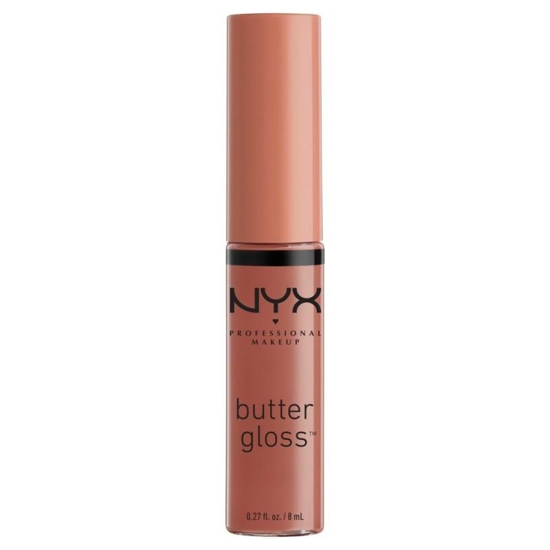 NYX Butter Gloss Praline