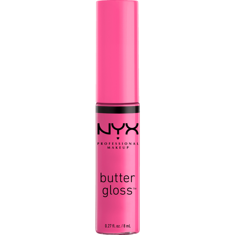 NYX Butter Gloss Cotton Candy