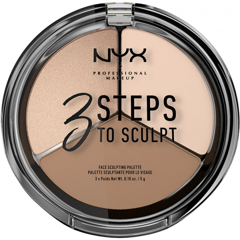 NYX 3 Steps To Sculpt Fair
