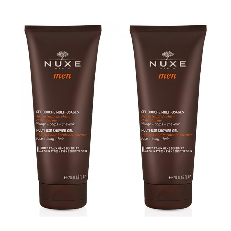 Nuxe Men Multi-Use Shower Gel Duo