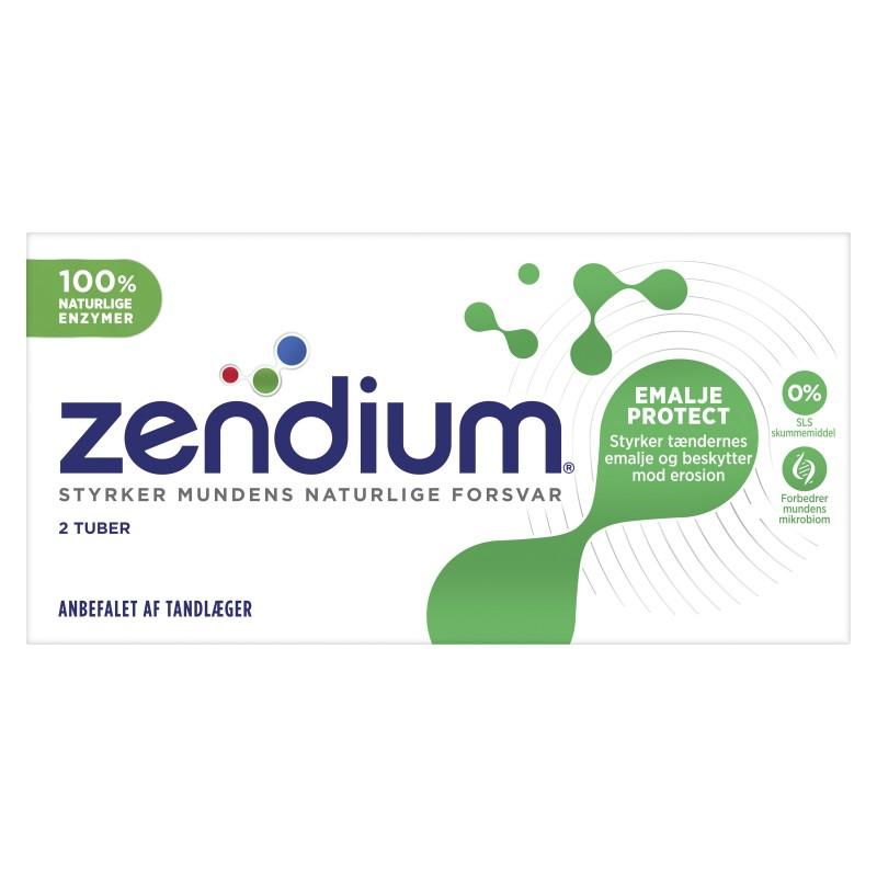 Zendium Tooth Enamel Protect 2-pack Toothpaste