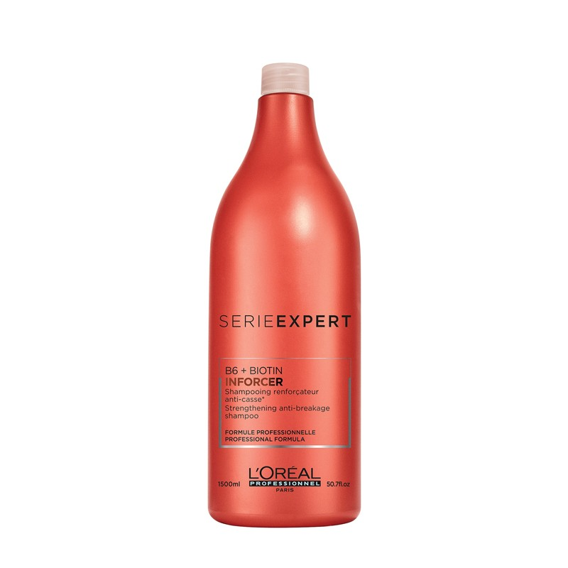 L'Oreal Serie Expert B6+ Biotin Inforcer Shampoo