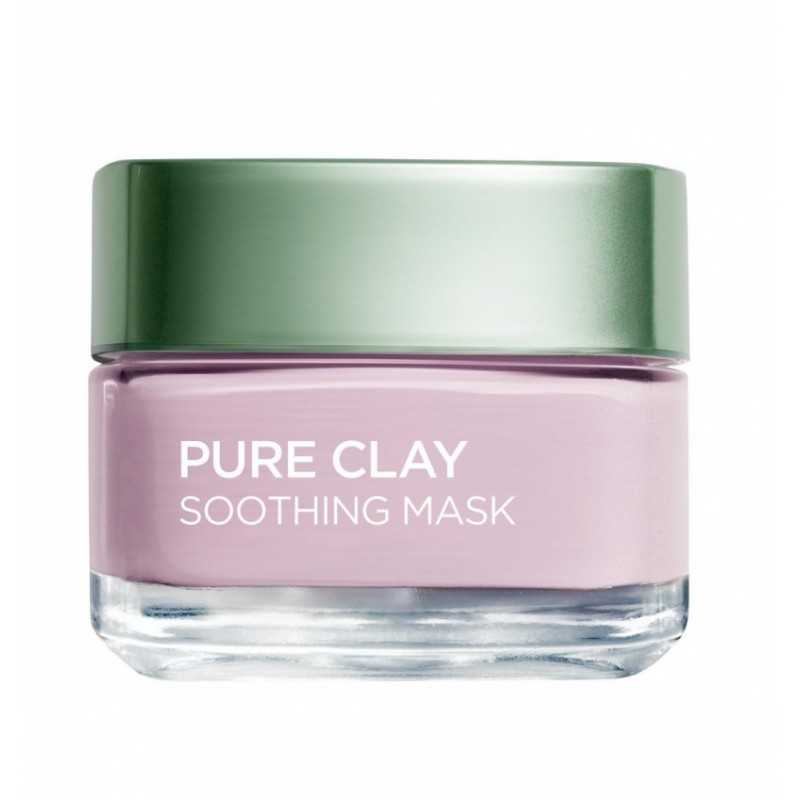 L'Oreal Pure Clay Soothing Mask
