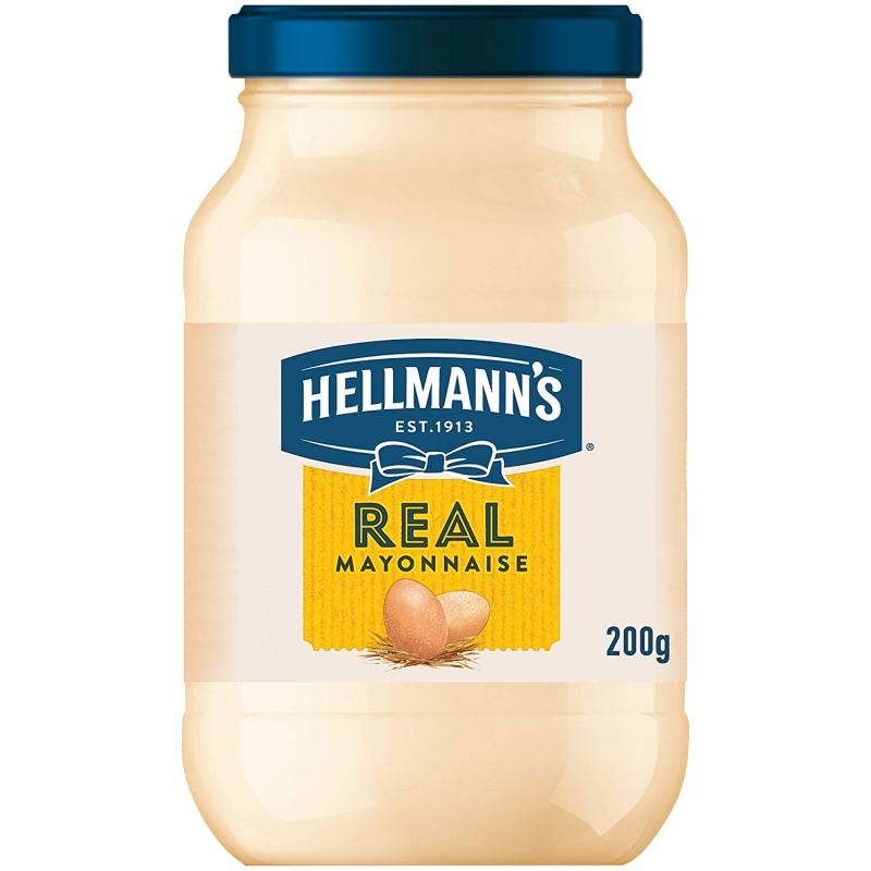 Hellmann's Real Mayonnaise majoneesi