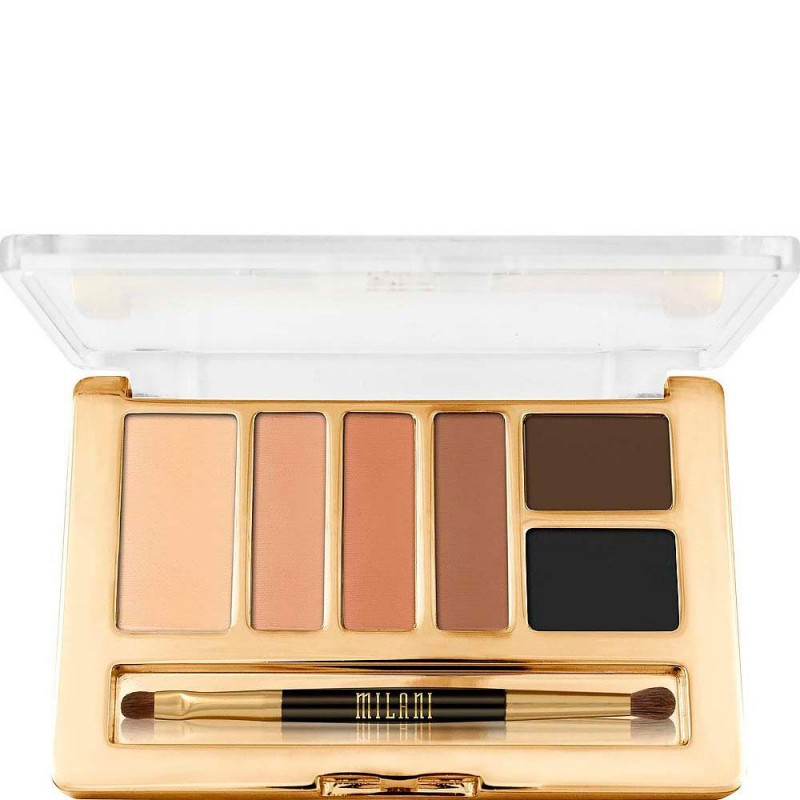 Milani Everyday Eyes Eyeshadow Collection 07 Basic Mattes
