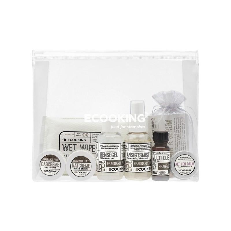 Ecooking Starter Kit with Cleansing Gel Perfume Free