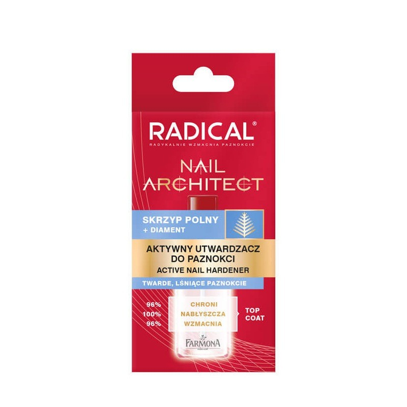 Radical Nail Architect Active Nail Hardener