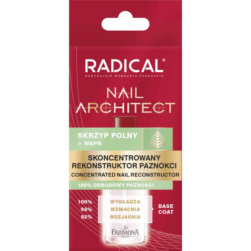 Radical Nail Architect Concentrated Nail Reconstructor