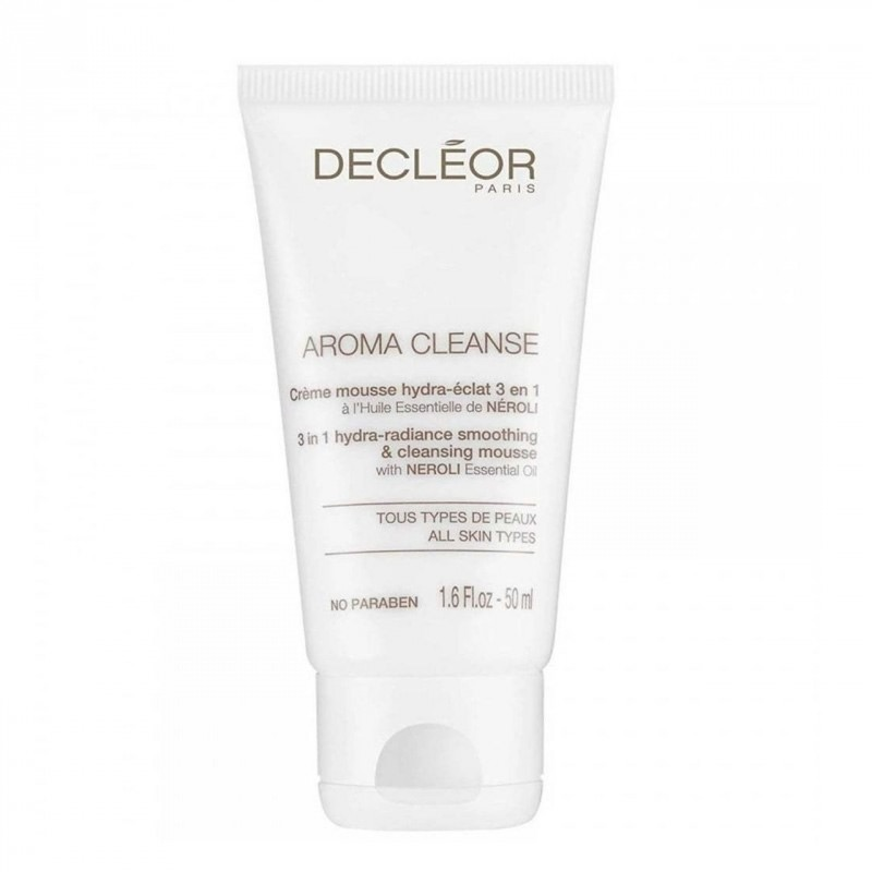 Decleor Aroma Cleanse 3in1 Hydra-Radiance Smoothing & Cleansing Mousse