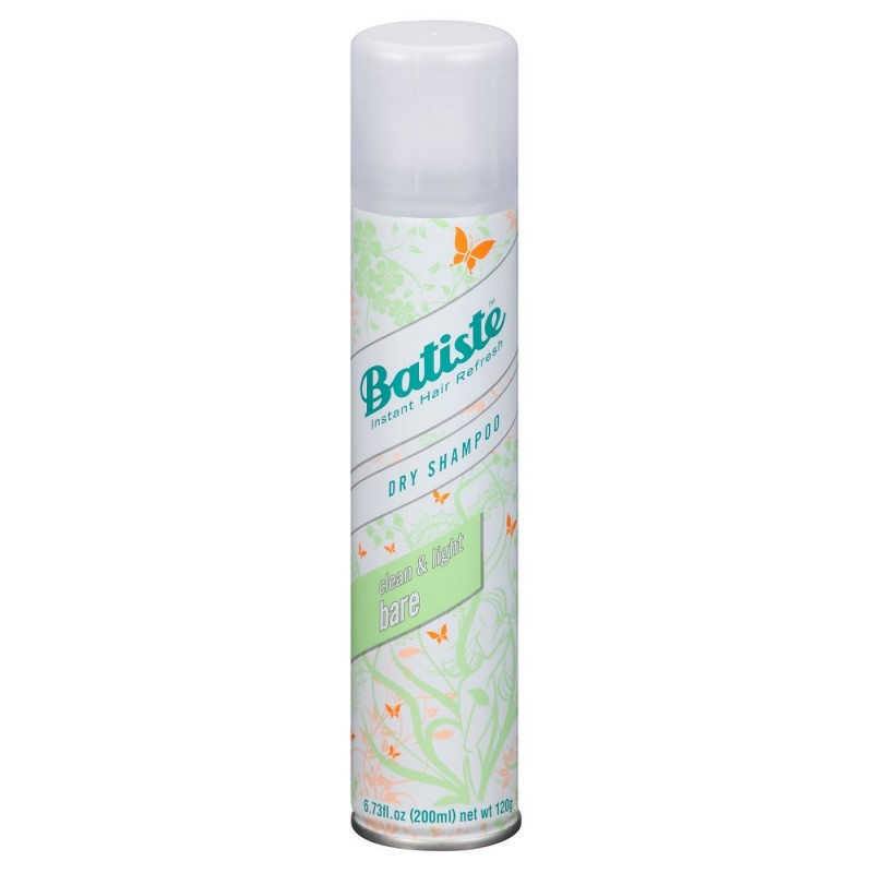 Batiste Natural & Light Bare Dry Shampoo