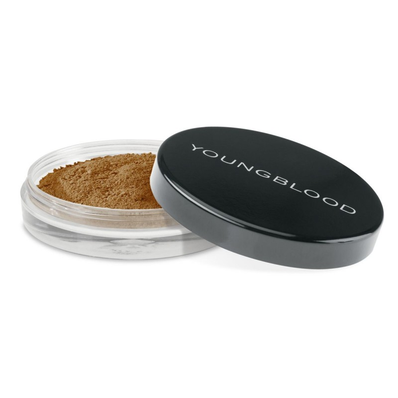 Youngblood Natural Loose Mineral Foundation Sable