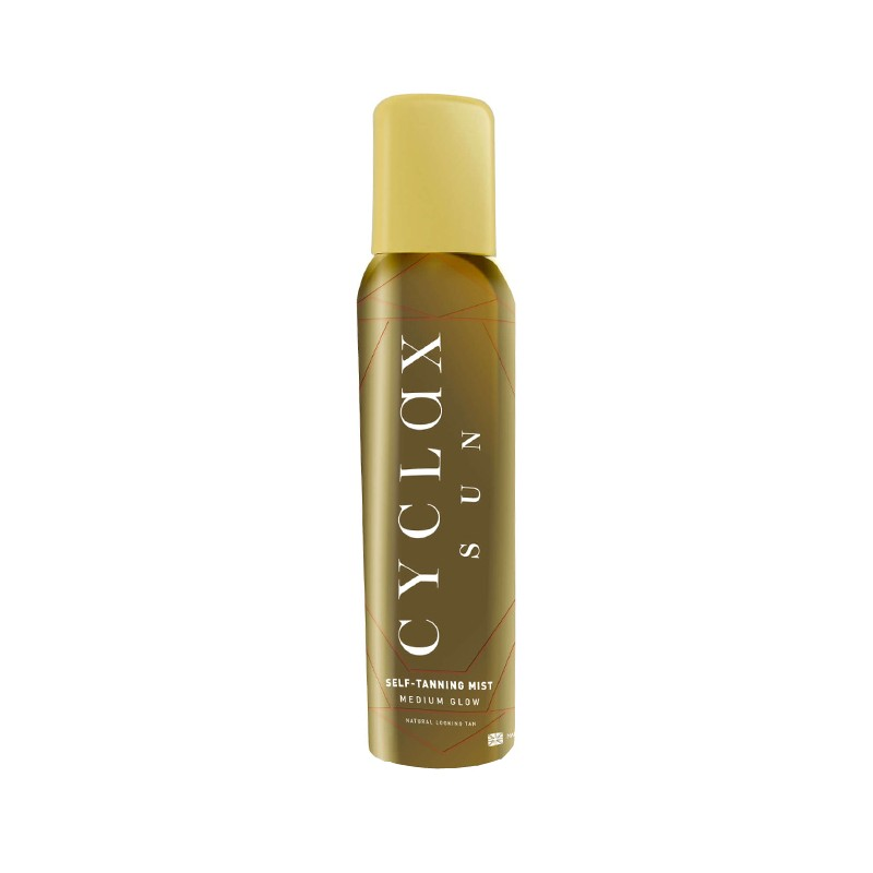 Cyclax Sun Self Tanning Mist Medium Glow