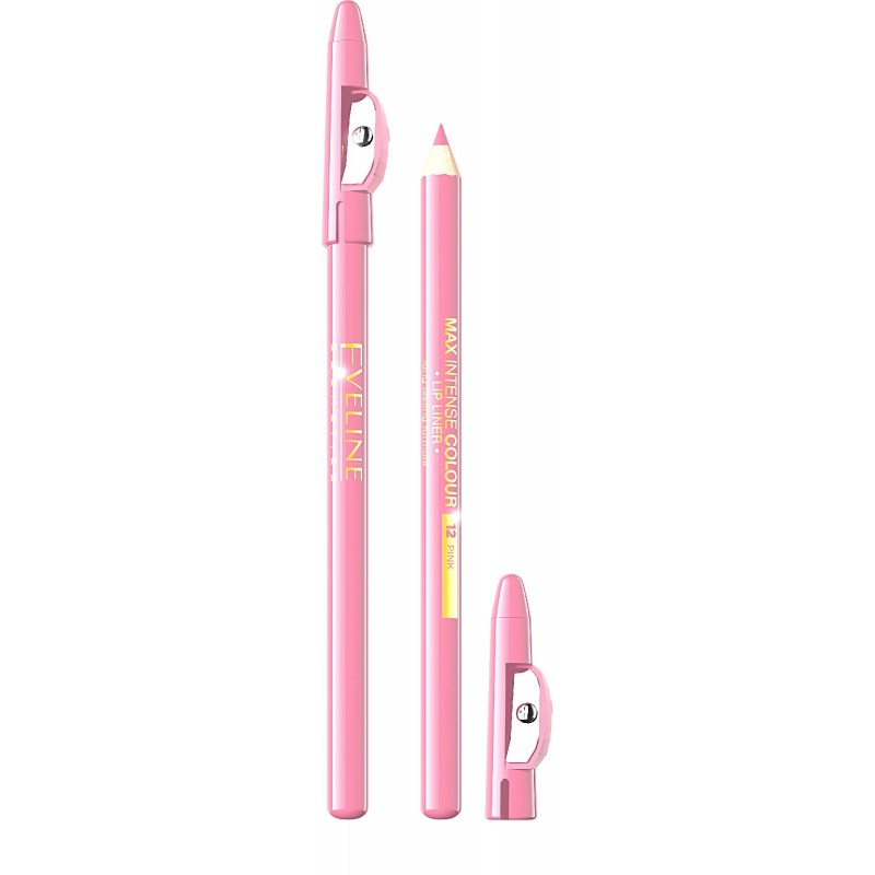 Eveline Max Intense Colour Lip Liner 12 Pink