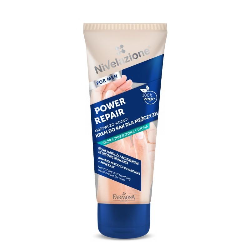 Nivelazione For Men Nourishing & Soothing Hand Cream