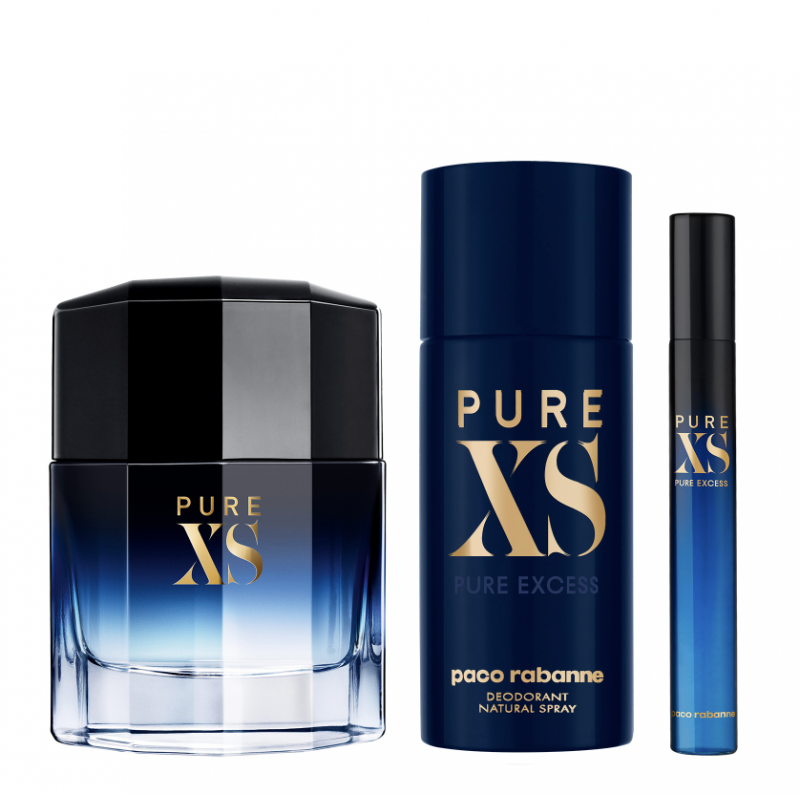 Paco Rabanne Pure XS EDT & Mini & Deospray