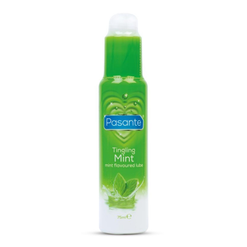 Pasante Tingling Mint Lube