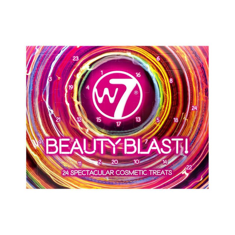 W7 Beauty Blast! Advent Calendar 2019