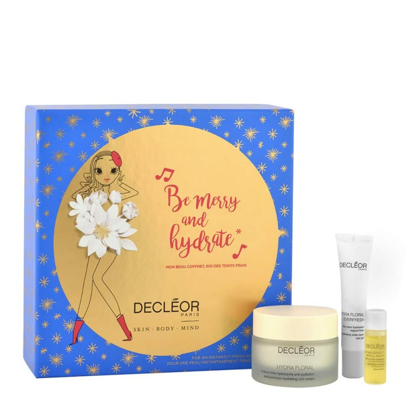 Decleor Be Merry & Hydrate Set