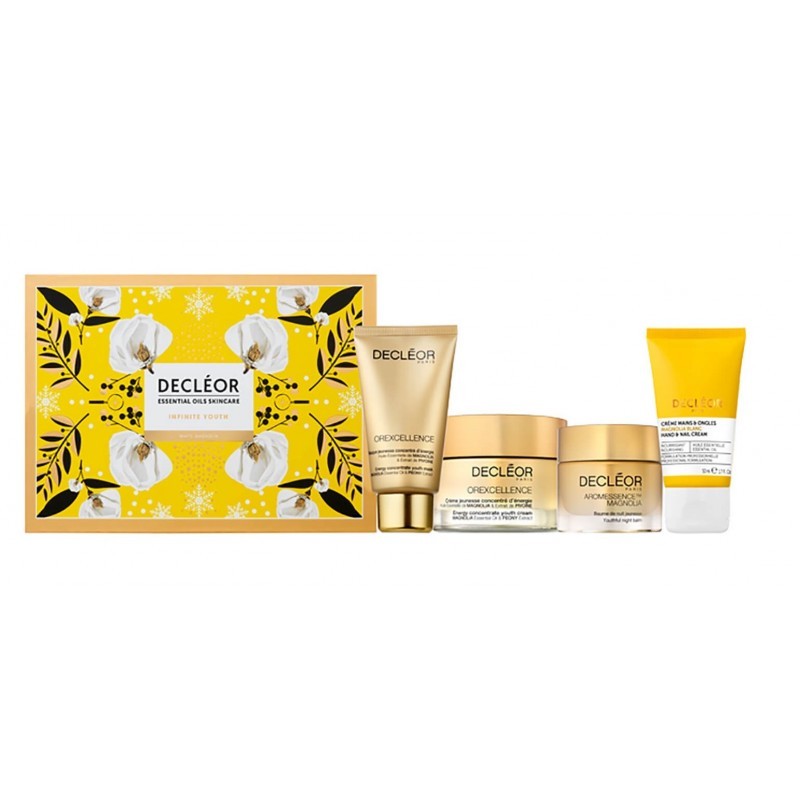 Decleor Infinite Youth White Magnolia Set