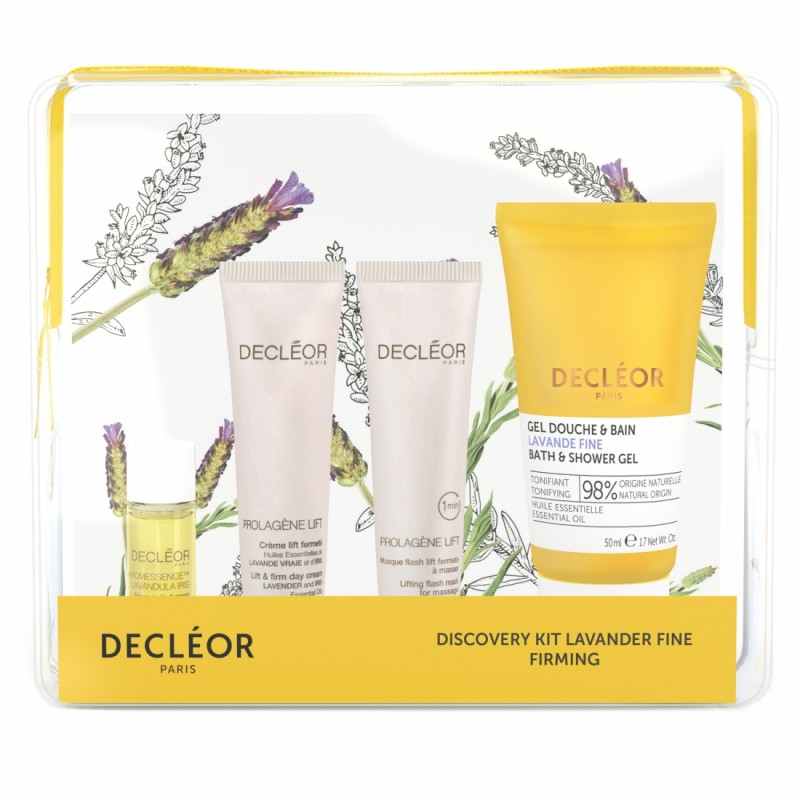 Decleor Lavender Fine Discovery Kit