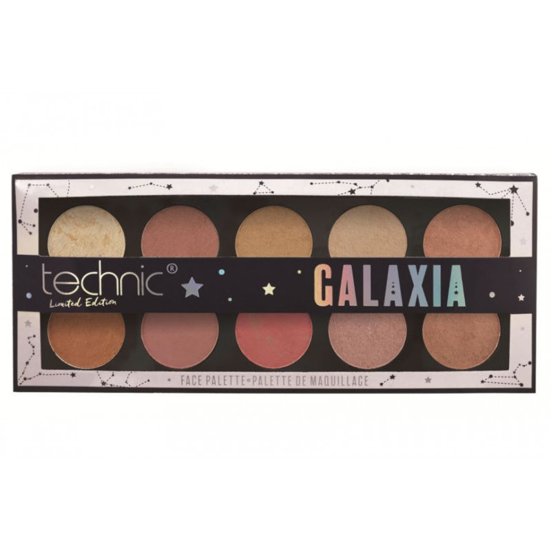 Technic Galaxia Face Palette