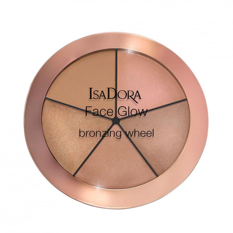 Isadora Face Glow Bronzing Wheel 52 Beach Glow