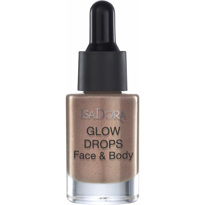 Isadora Glow Drops Face & Body 371 Bronze Glow