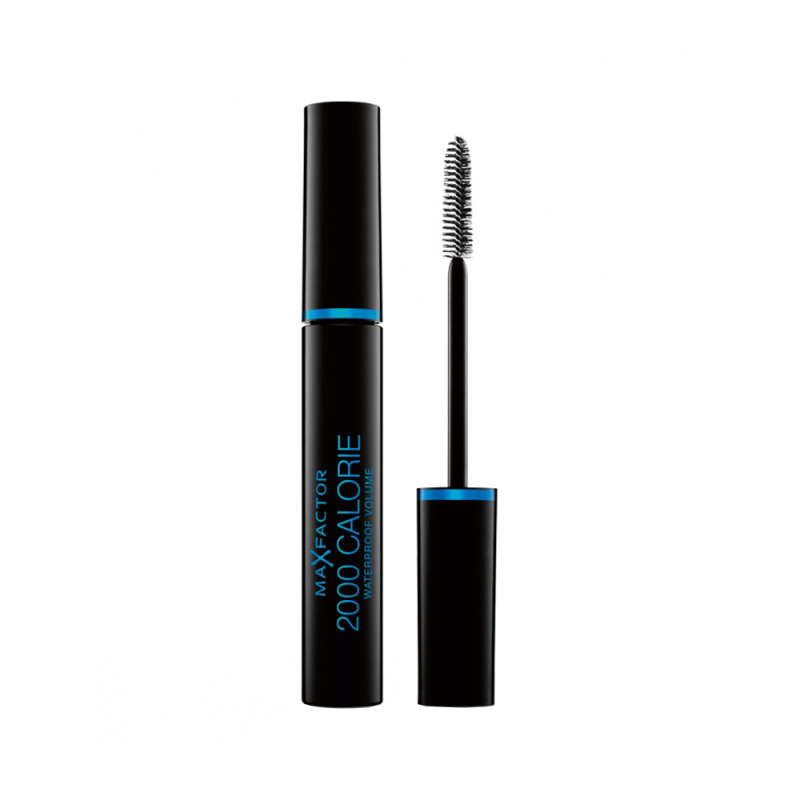 Max Factor 2000 Calorie Rich Black Waterproof Mascara