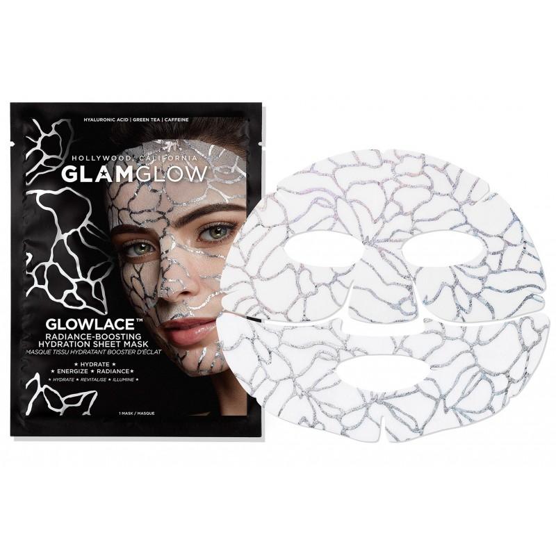 GlamGlow Glowlace Radiance Boosting Hydration Sheet Mask
