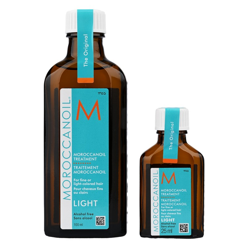 Moroccanoil Cylinderbox Light Treatment Duo