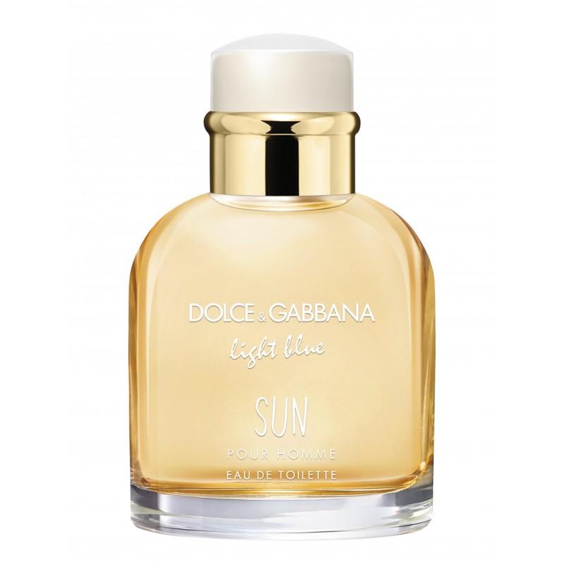Dolce & Gabbana Light Blue Pour Homme Sun