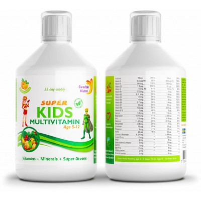 Vitamines voor Kinderen