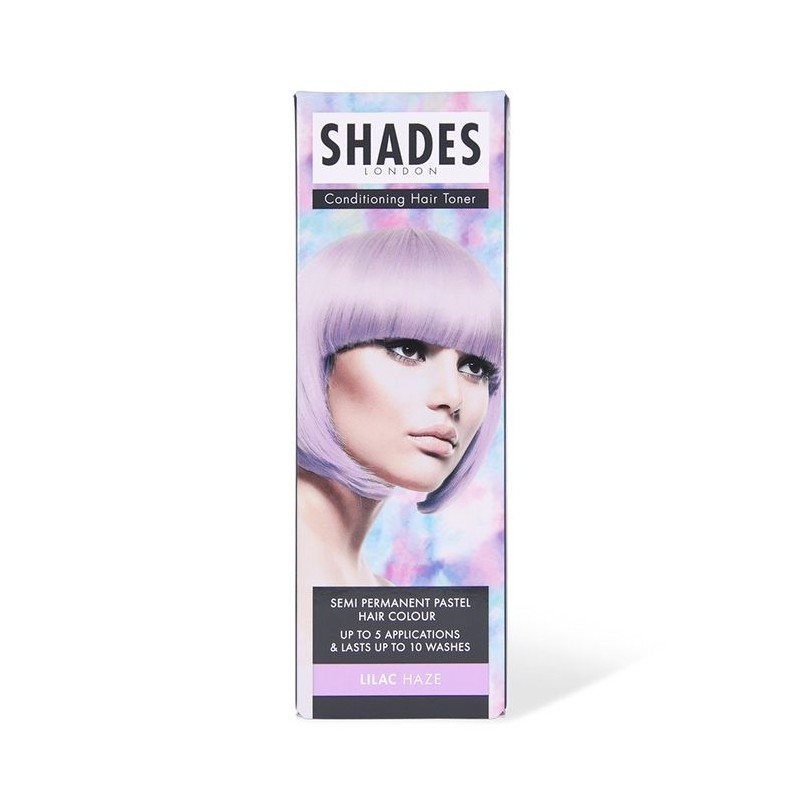 Shades London Conditioning Hair Toner Lilac Haze