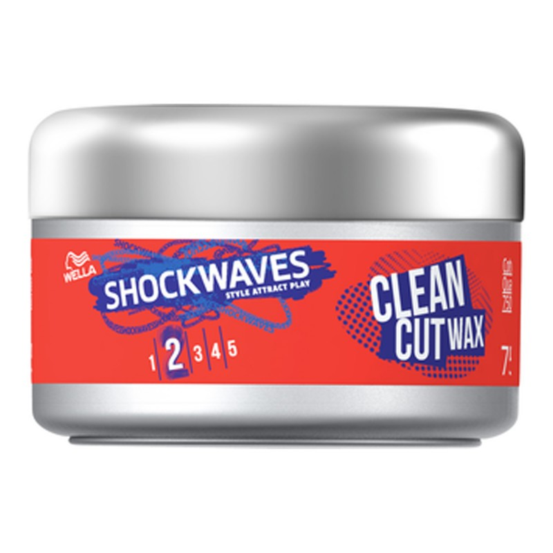 Wella Shockwave Clean Cut Wax Hold 2