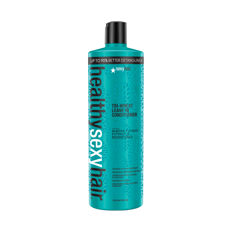 Sexy Hair Healthy Hair Tri-Wheat Leave In Conditioner