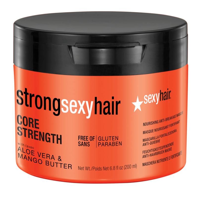Sexy Hair Strong Sexy Hair Core Strength Nourishing Masque