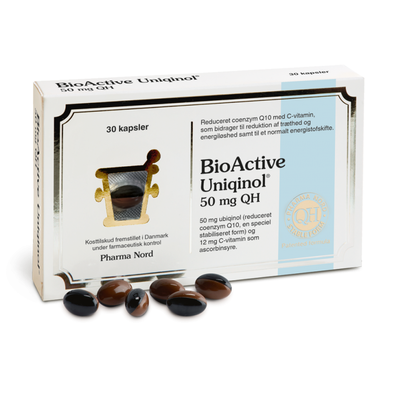 Pharma Nord BioActive Uniqinol 50 mg