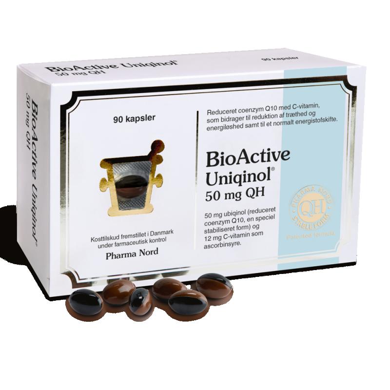 Pharma Nord BioActive Uniqinol 50 mg