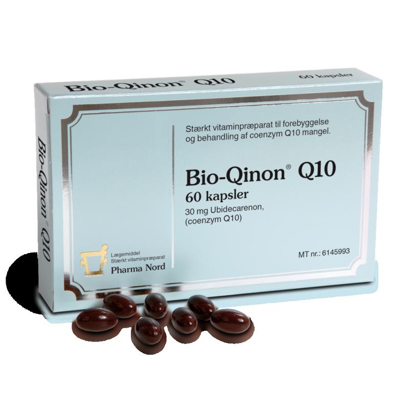 Pharma Nord Bio-Qinon Q10 30 mg