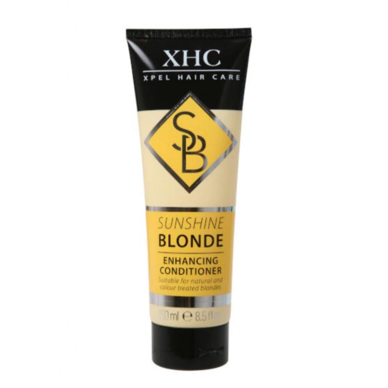 XHC Sunshine Blonde Enhancing Conditioner